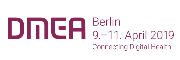 DMEA - Connecting Digital Haelth Logo